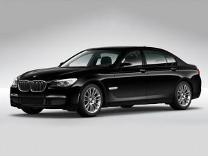 Cho thuê xe BMW 740 Li giá rẻ