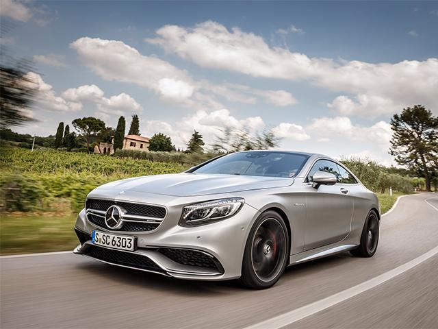 Cho thuê xe Mercedes S63 giá rẻ