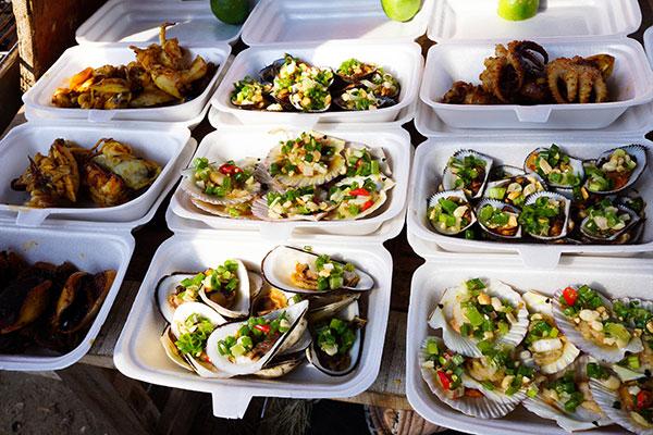Du lịch Cần Giờ cuối tuần thưởng hải sản tươi ngon giá rẻ