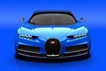 Bugatti Chiron – Chiếc xe nhanh nhất thế giới