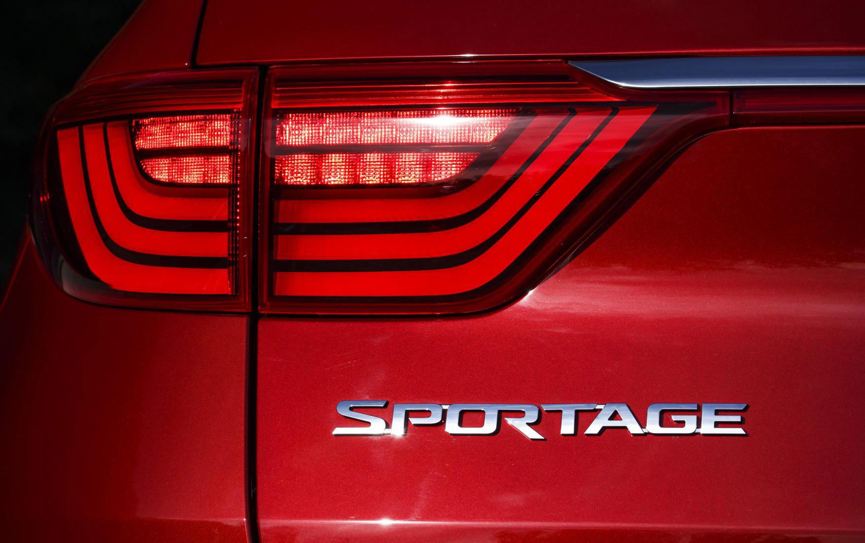Hình ảnh trải nghiệm Kia Sportage hoàn toàn mới
