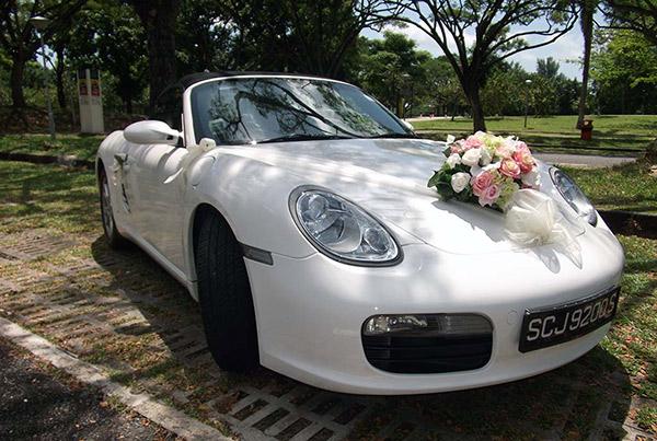 Hình ảnh cho thuê xe hoa uy tín