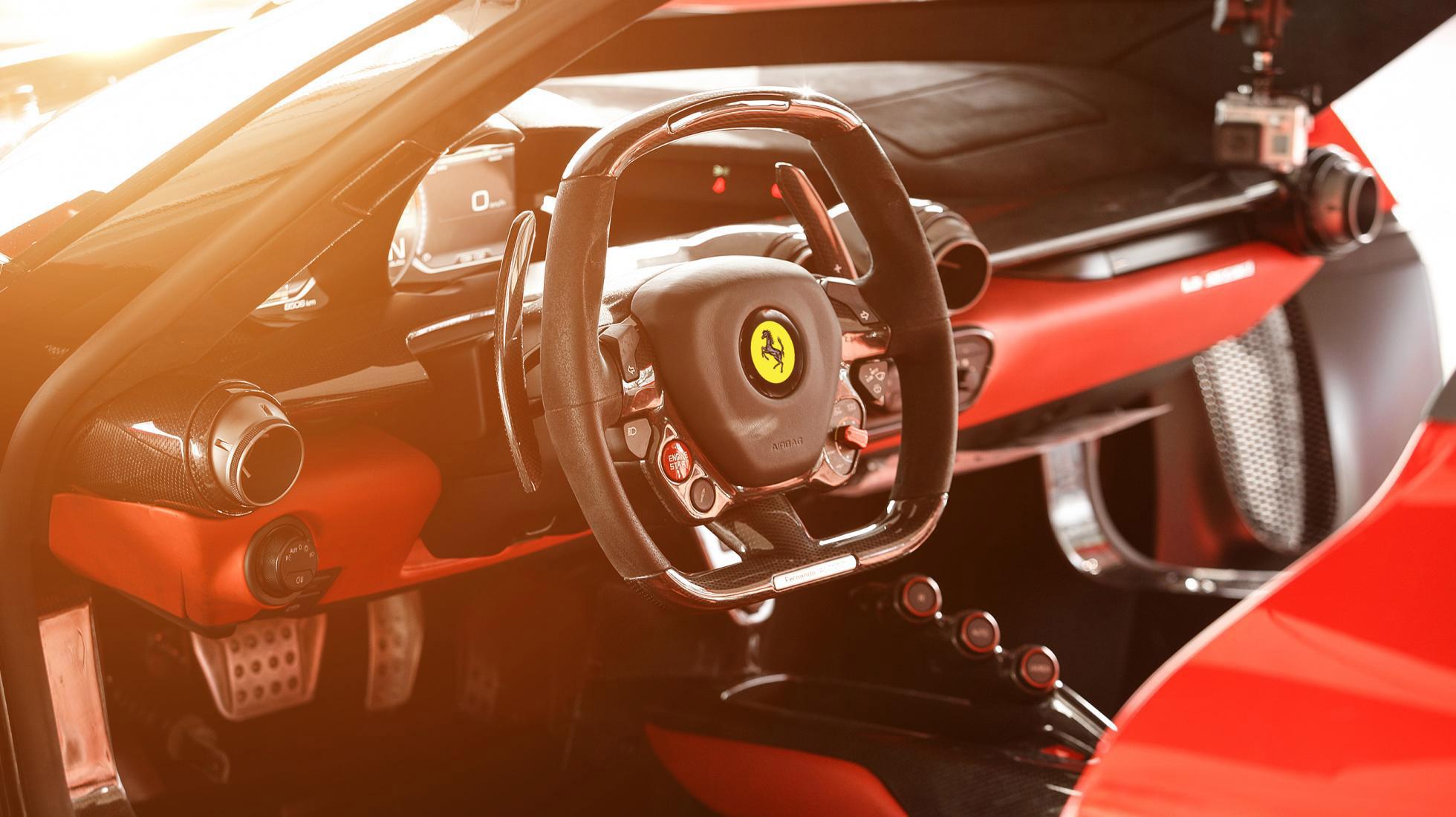 Hình ảnh Ferrari 488GTB đẳng cấp năm 2016