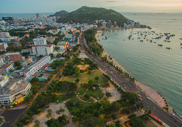 Cho thuê xe du lịch đi Vũng Tàu
