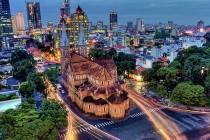 Cho thuê xe du lịch Sài Gòn khám phá thành phố bận rộn