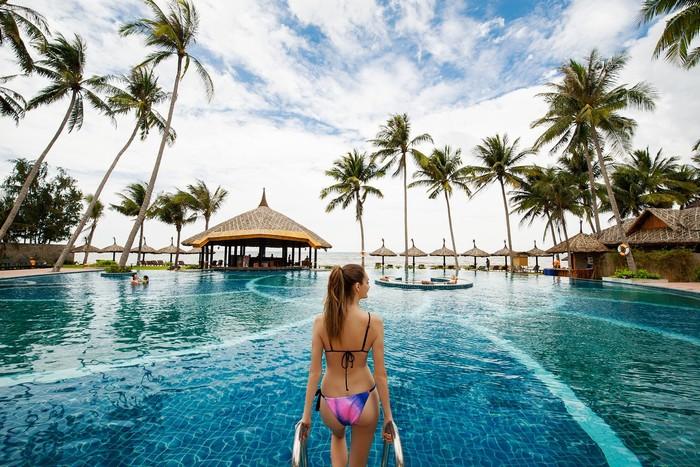 Những resort sang trọng tại Ốc đảo người Nga