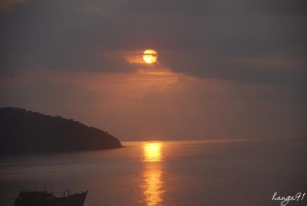 Hình ảnh cho thuê xe du lịch đắm say biển trời Nam Du