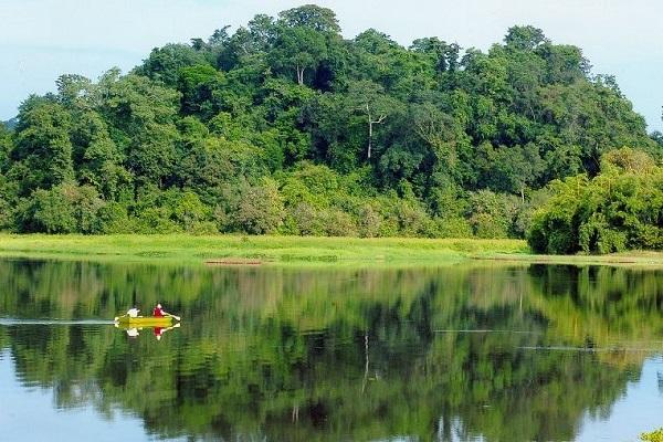 Hình ảnh cho thuê xe du lịch đi Bình Phước khám phá thiên nhiên