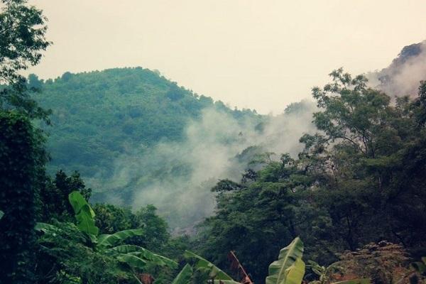 Thung lũng Ma Thiên Lãnh huyền ảo
