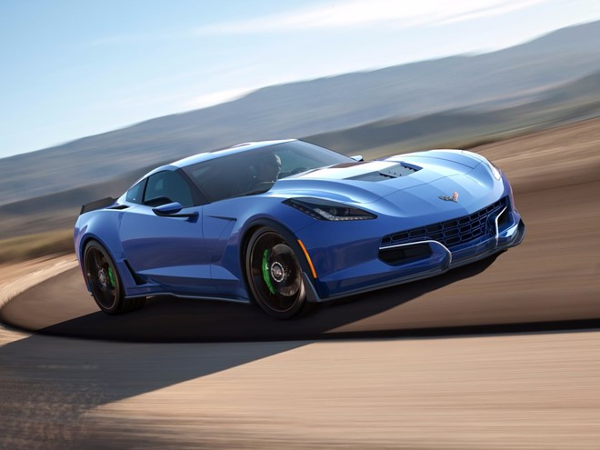 Chevrolet Corvette Genovation GXE