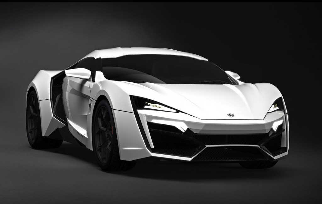 W Motors Lykan HyperSport sang trọng