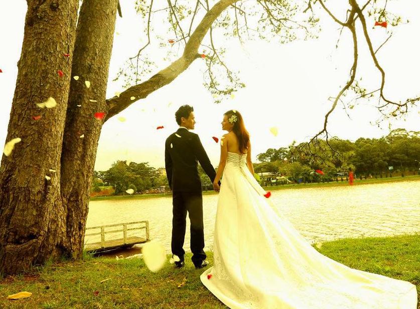 Chụp ảnh cưới Hồ Xuân Hương