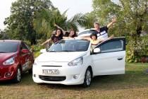 Cho thuê xe du lịch giá rẻ tại TP. HCM đi Vĩnh Long