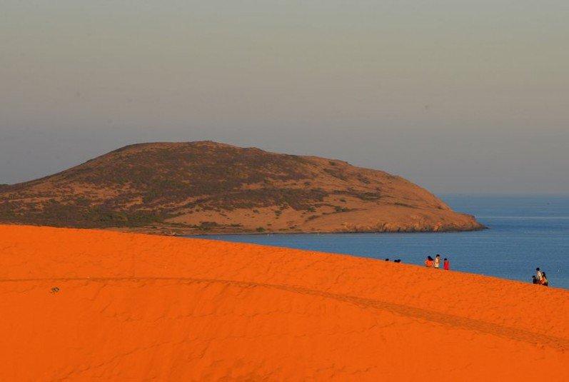 Cồn cát đỏ - Mũi Né