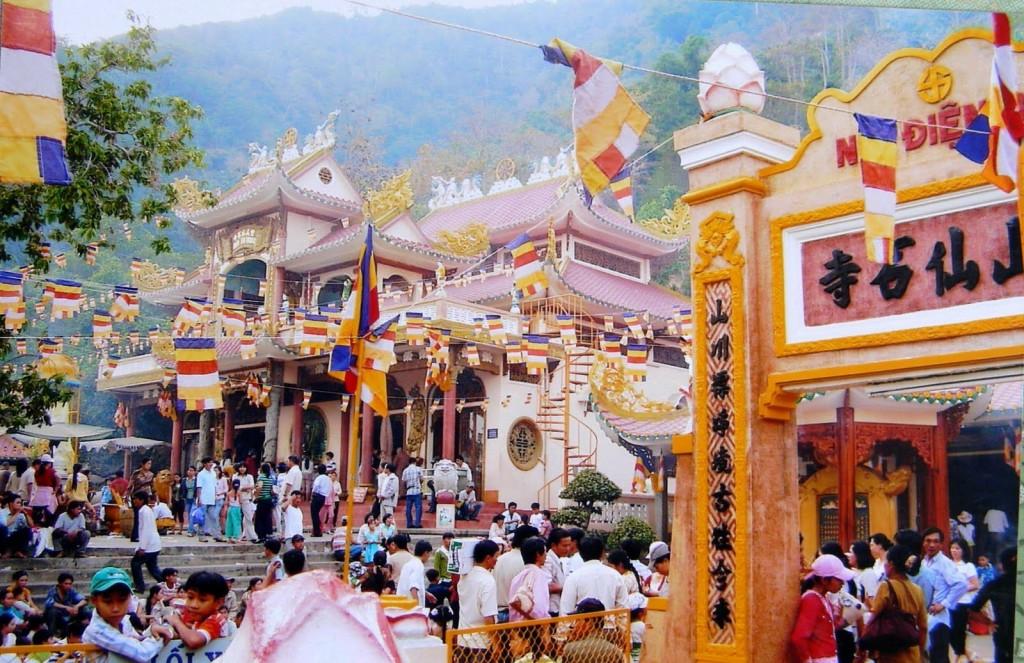 Lễ hội núi Bà Đen