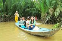 Cho thuê xe du lịch đi Tiền Giang giá rẻ