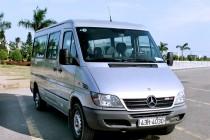 Cho thuê xe du lịch ở Sài Gòn – TP HCM