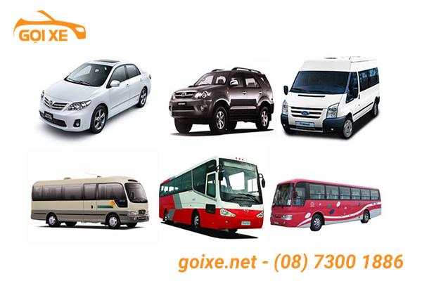 Thuê xe du lịch giá rẻ tại Sài Gòn