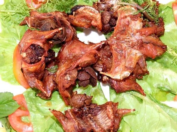Món ăn hấp dẫn chế biến từ chuột đồng Cà Mau